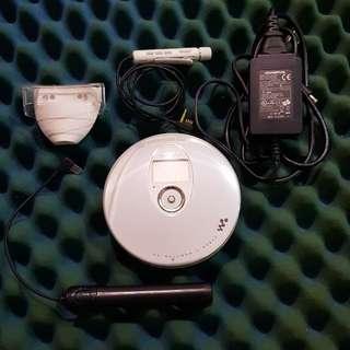 Sony D-NE800 CD Walkman/Discman