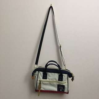 Genuine Anello small two way bag French Color