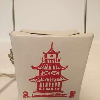 Kate Spade Chinese Take Out Bag