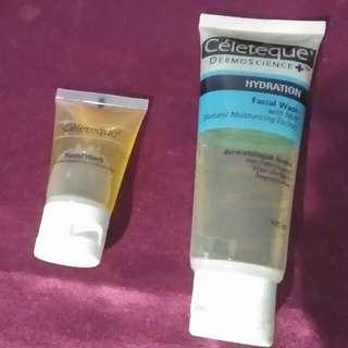 Celeteque bundle#2 facial wash