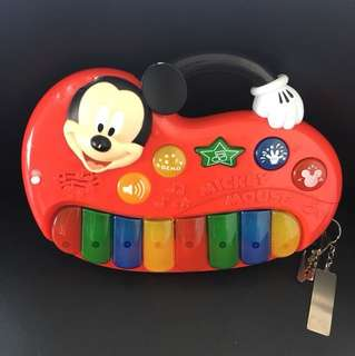 Disney Mickey Mouse Clubhouse Teaching Keyboard