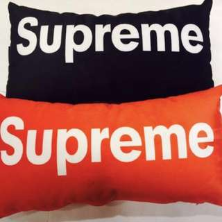 Supreme Car neck cushion