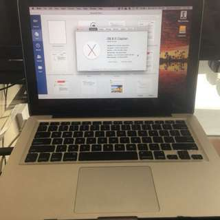 2011 MacBook Pro with upgraded parts (price reduction mid-late feb)