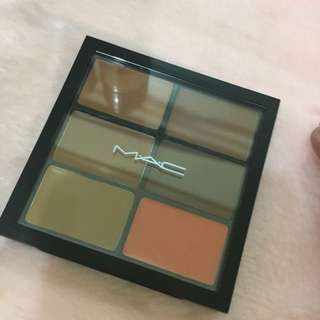 Mac Conceal and Correct Palette