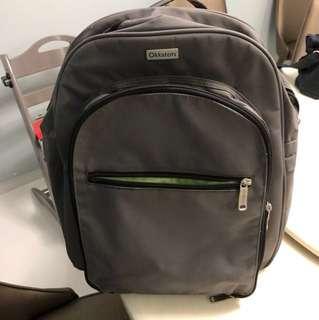okkatots backpack diaper bag