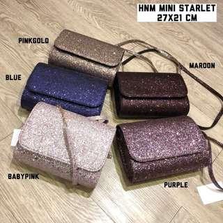 H&M Mini Glitter✨