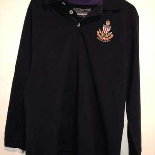 vintage Royal Polo Club long sleeve