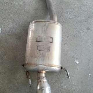 Honda stream mugen exhaust (RN6)