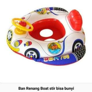 Ban renang Boat