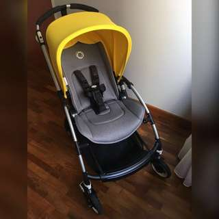 Bugaboo Bee3 with warranty