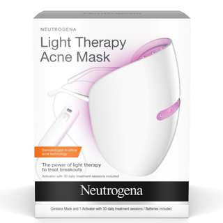 Neutrogena Light Therapy Acne Mask Unlimited