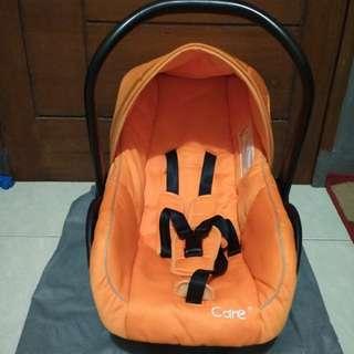 Car seat merk care