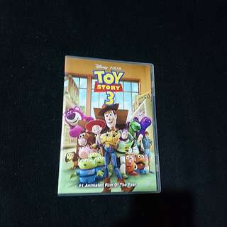 ORIGINAL DVD : Toy Story 3