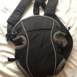 Baby carrier— freebie for the fisherprice stroller