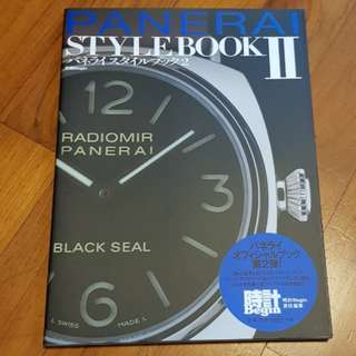 panerai begin's style book volume 1 officine panerai richemont destro 1950 luminor marina radiomir slytech daylight OP Pam collectible horology mare nostrum timepiece blackseal paneristi timezone watchnet watch firenze