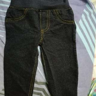 Baby soft jeans