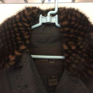 Louis Vuitton Demin Lady Jacket