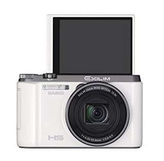 Casio Digital Camera Exilim Zr1100 White