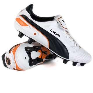Liga Boots never worn
