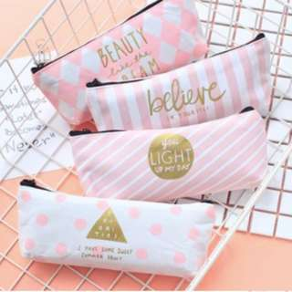POUCH Pink Edition