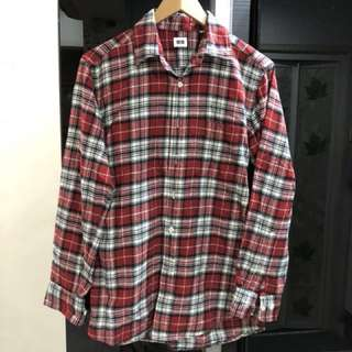 Last Call!  - Uniqlo Flannel Shirt