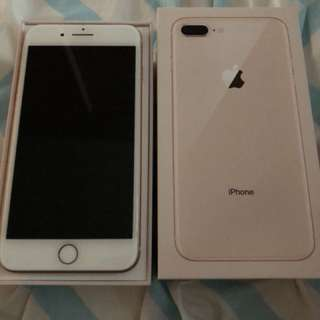 IPhone 8 Plus good 64gb