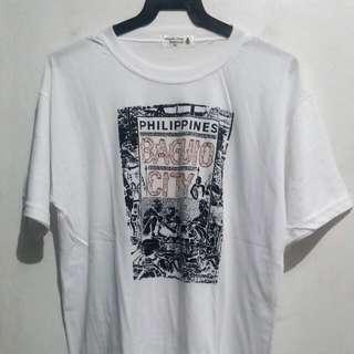 Baguio souvenir tshirt