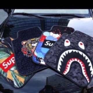 Supreme Universal Car Interior Mat