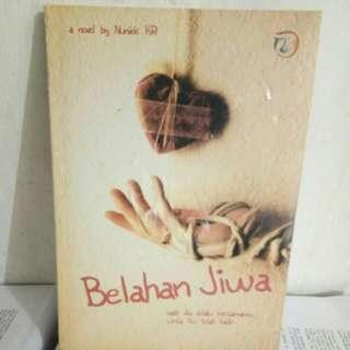Novel Belahan Jiwa Ori