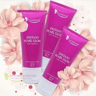 INSTANT PEARL GLOW BODY LOTION