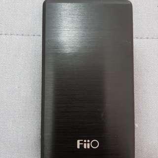Fiio Mont Blanc (Portable Headphone Amplifier)