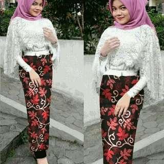 Setelan Siti Kebaya