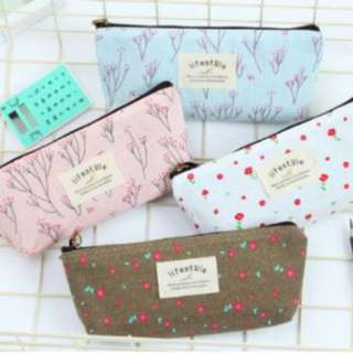 POUCH Flowers Edition