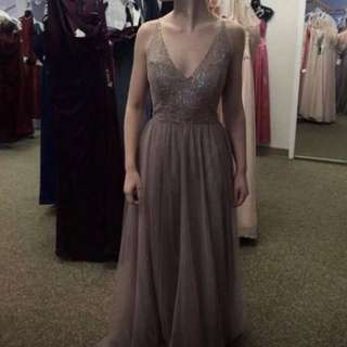 Prom Dress (Size Small)