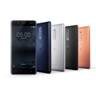 香港版 Nokia 6 Android 4GB +64GB一年保養