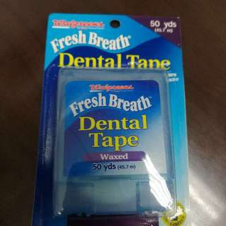 Dental Floss/ Tape