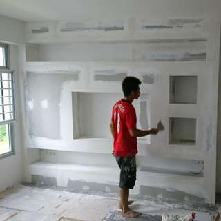 🔨Partition Wall & Renovation services👍