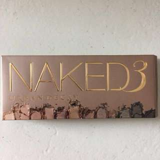 Authentic Naked 3 palette
