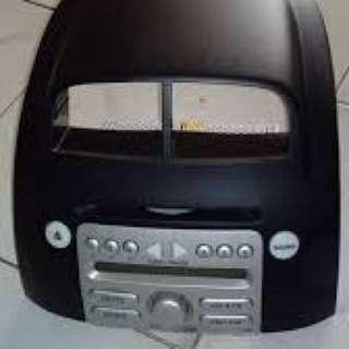 Used Myvi radio player