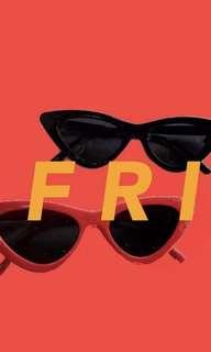 FRIZ Sunglasses