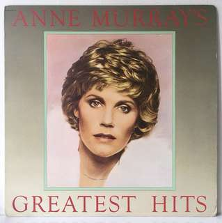 Anne Murray ‎– Anne Murray's Greatest Hits (1980 US Pressing - Vinyl is Mint)