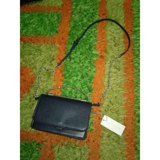 mini sling bag charles & keith original