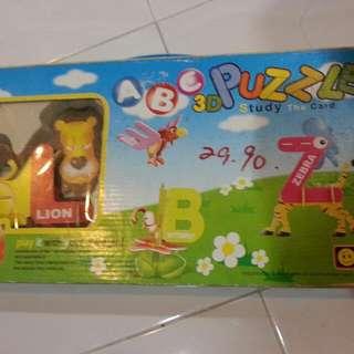 toys abc puzzle