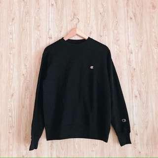 Champion sweatshirt black