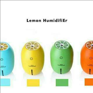 Mini Lemon Humidifier
