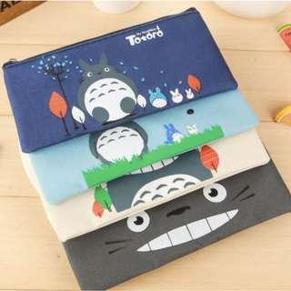 POUCH Totoro Edition