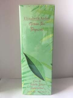 Green Tea - Tropical by Elizabeth Arden
