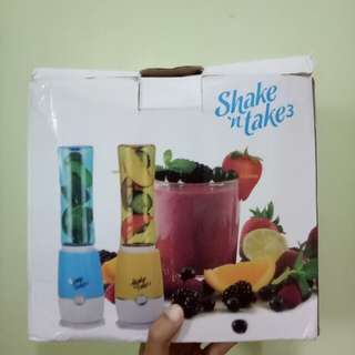 Shake n Take 3 Warna Ungu