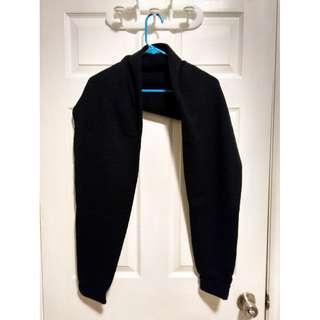 Simons Sweater Sleeve Scarf