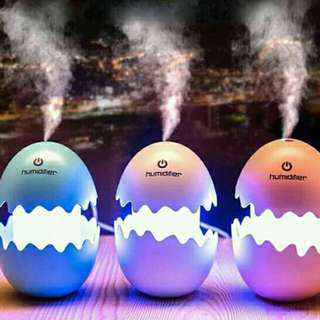 Egg Crack Humidifier